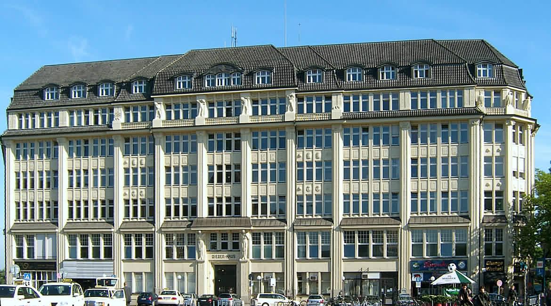 Ohnsorg-Theater in Hamburg – denkmalgerecht neu eingedeckt